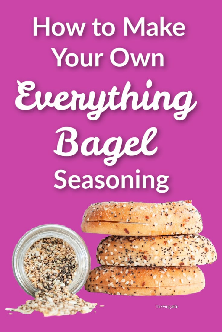 How to Make Your Own Everything Bagel Seasoning