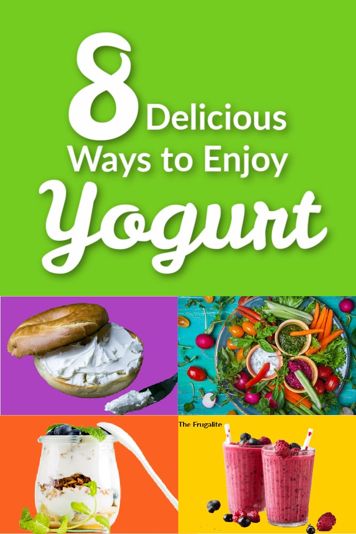8 Delicious Ways to Enjoy Yogurt