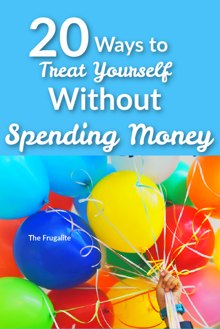 20 Ways to Treat Yourself Without Spending Money