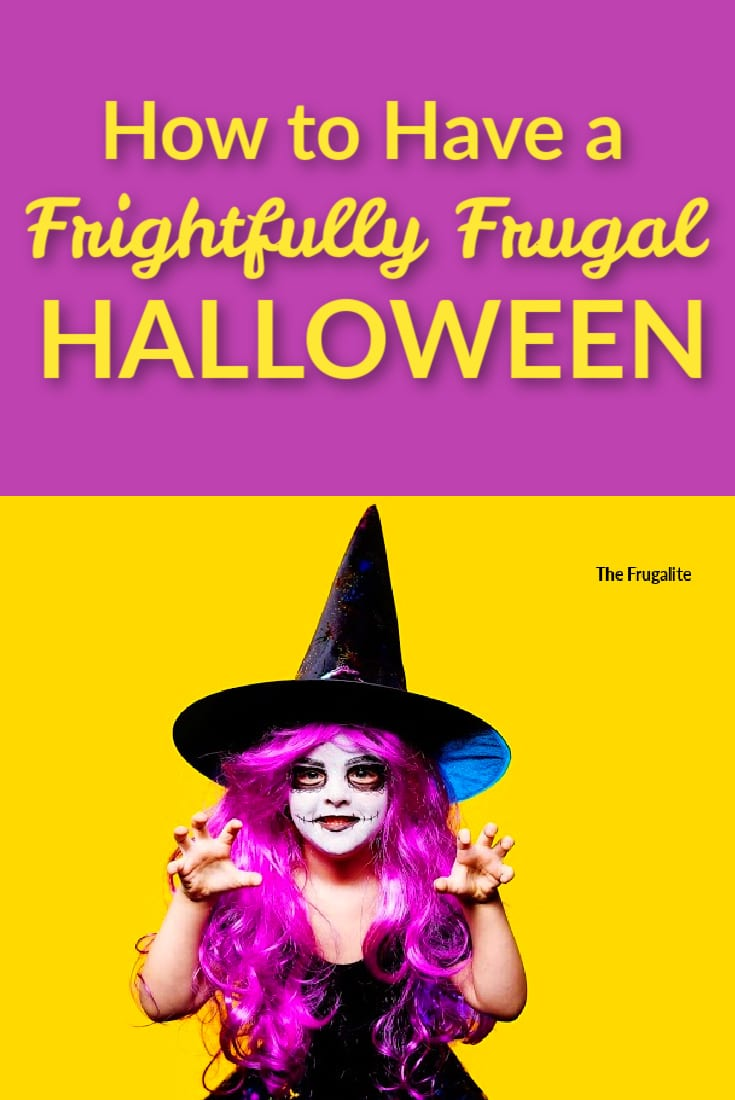 How to Have a Frightfully Frugal Halloween