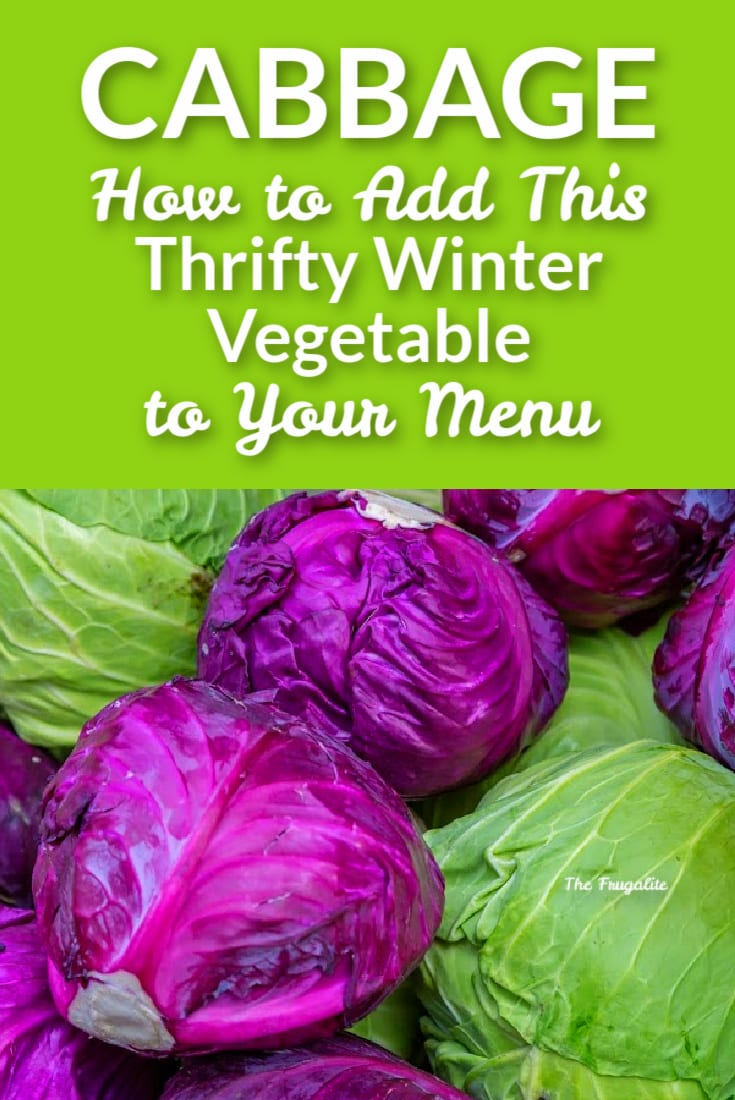 Cabbage: How to Add This Thrifty Winter Vegetable to Your Menu