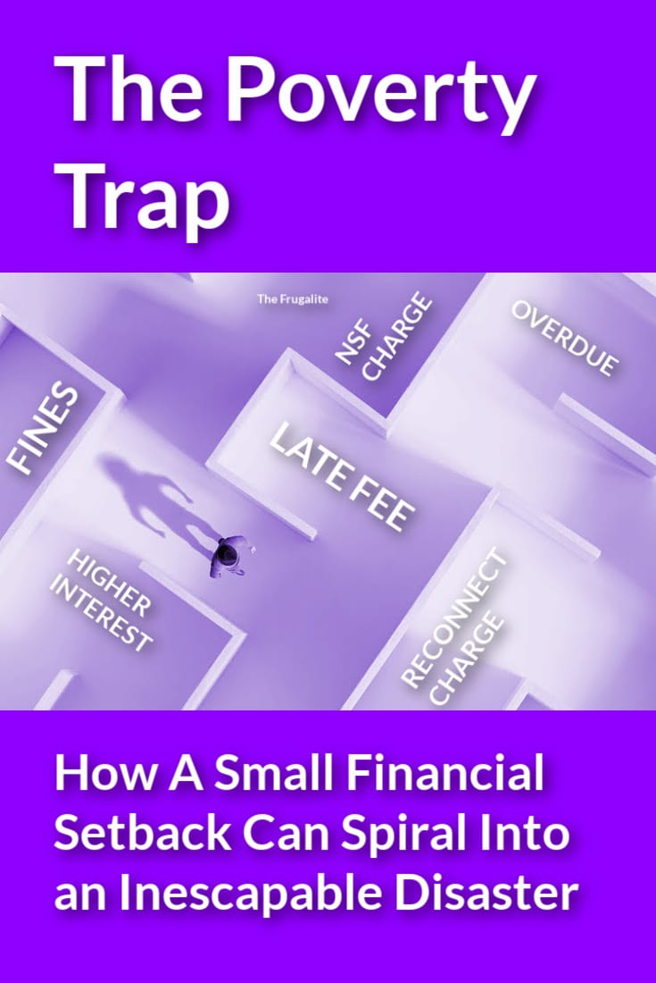 The Poverty Trap: How A Small Financial Setback Can Spiral Into an Inescapable Disaster
