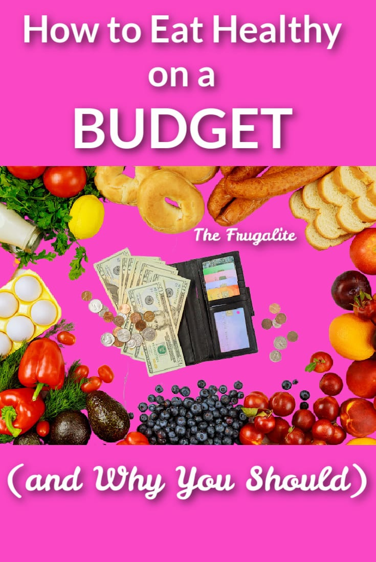 How to Eat Healthy on a Budget (and Why You Should)