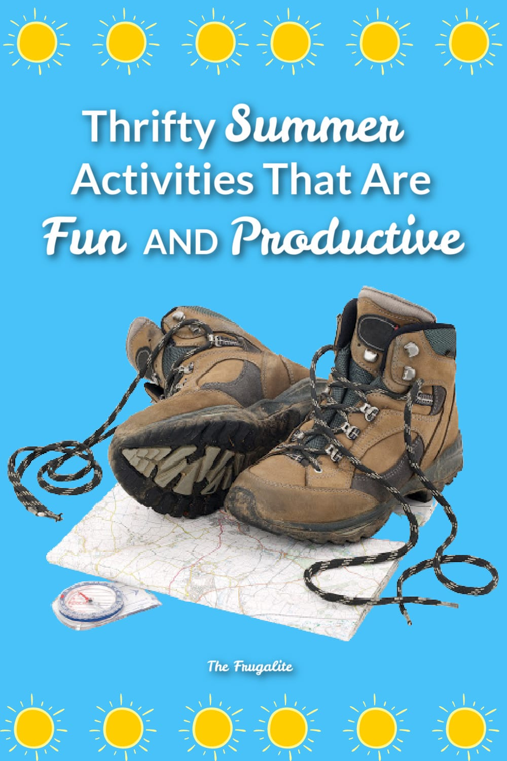 Thrifty Summer Activities That Are Fun AND Productive