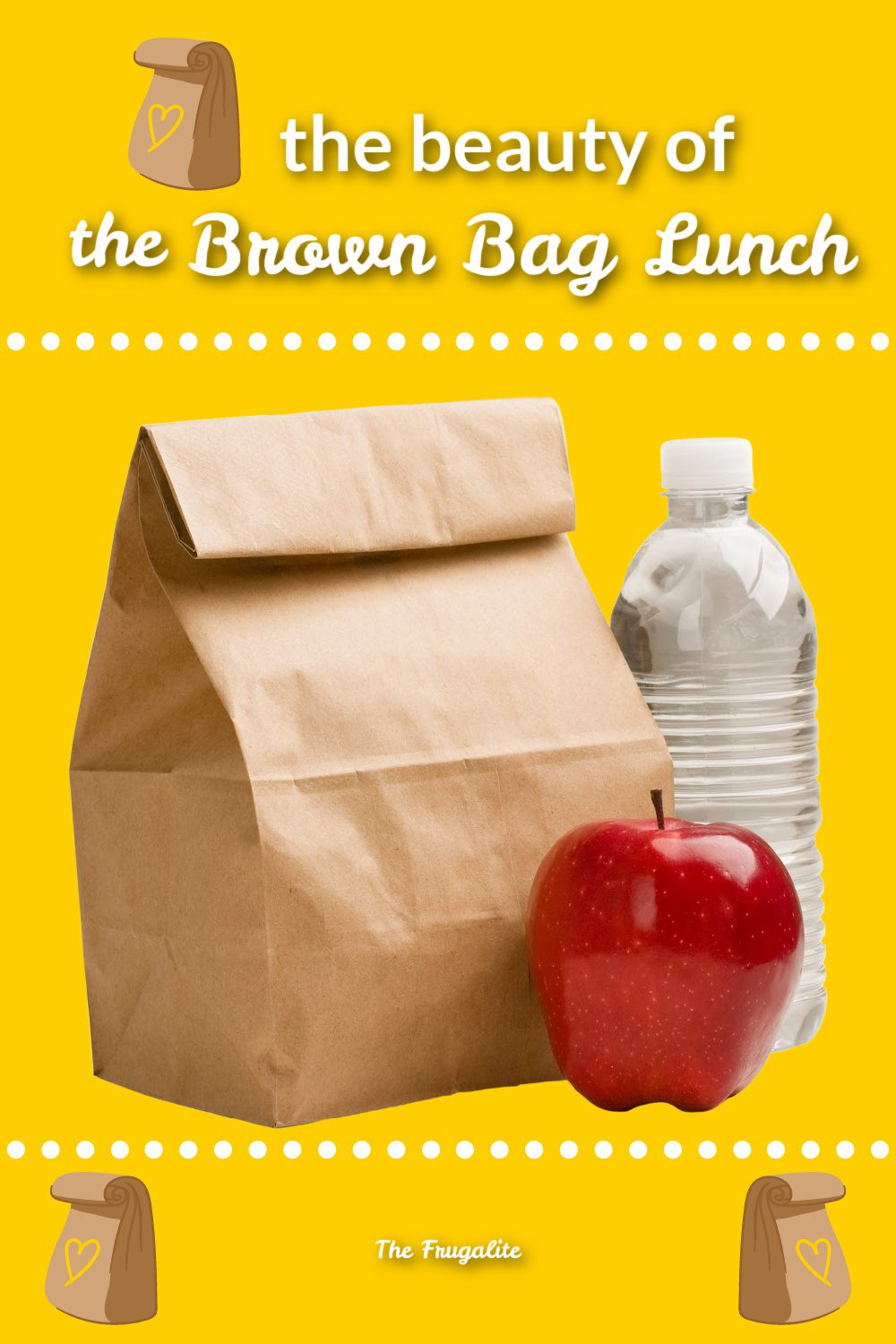 The Beauty of the Brown Bag Lunch