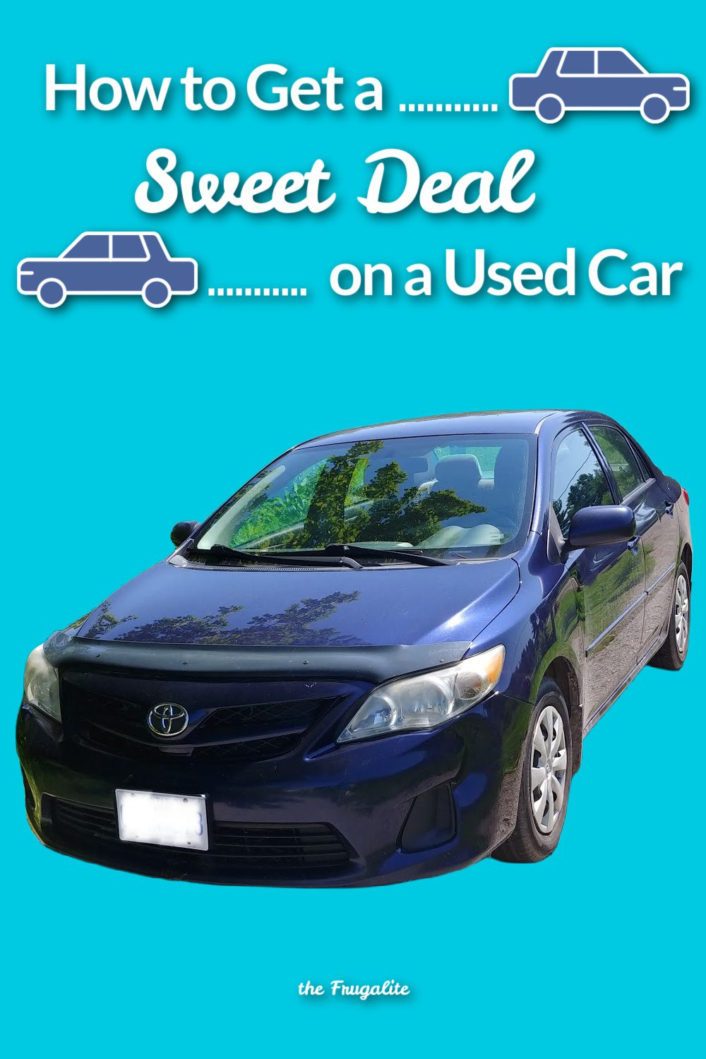 How to Get a Sweet Deal on a Used Car