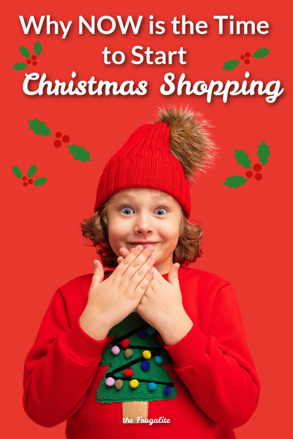 Why NOW is the Time to Start Christmas Shopping