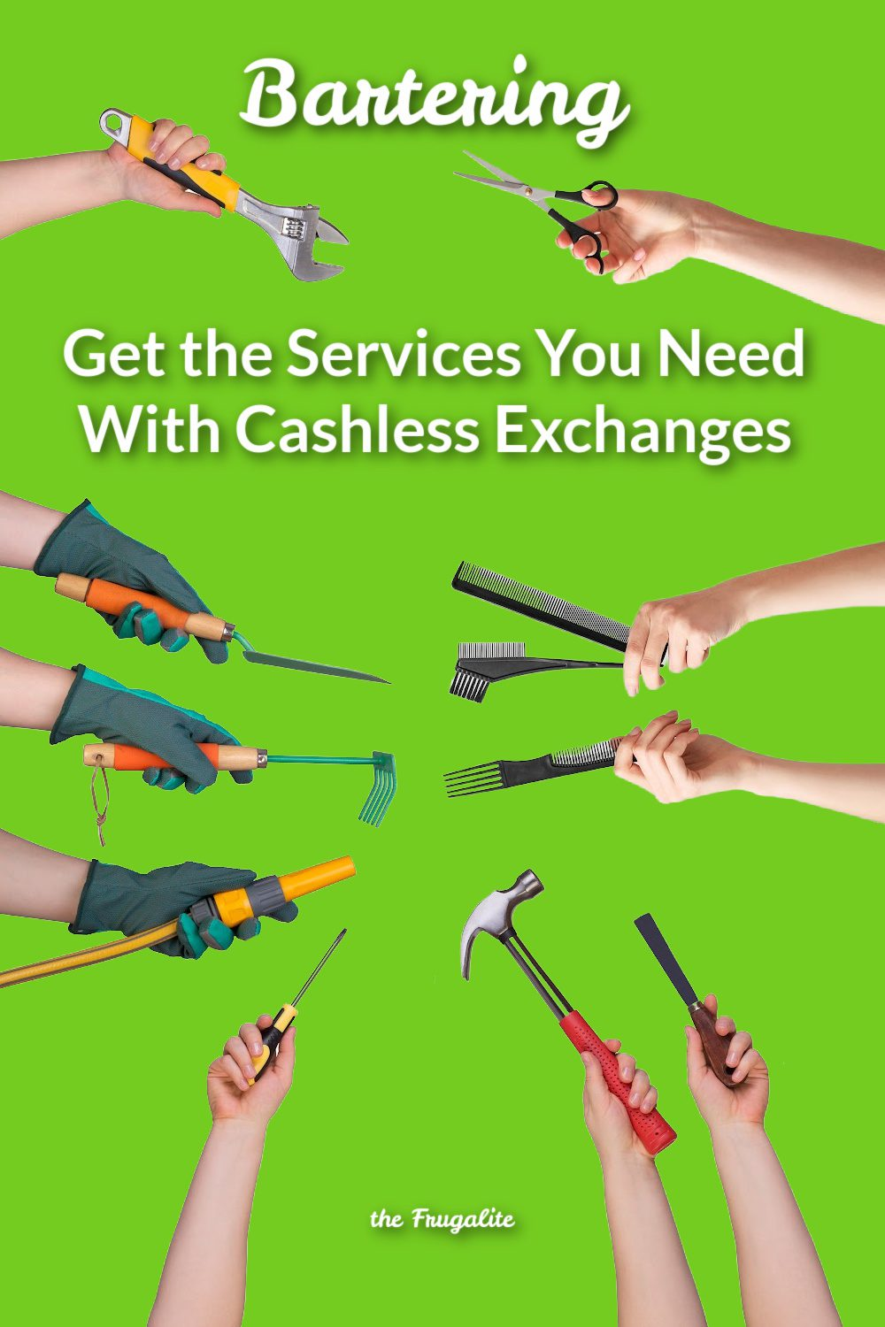 Bartering: Get the Services You Need With Cashless Exchanges